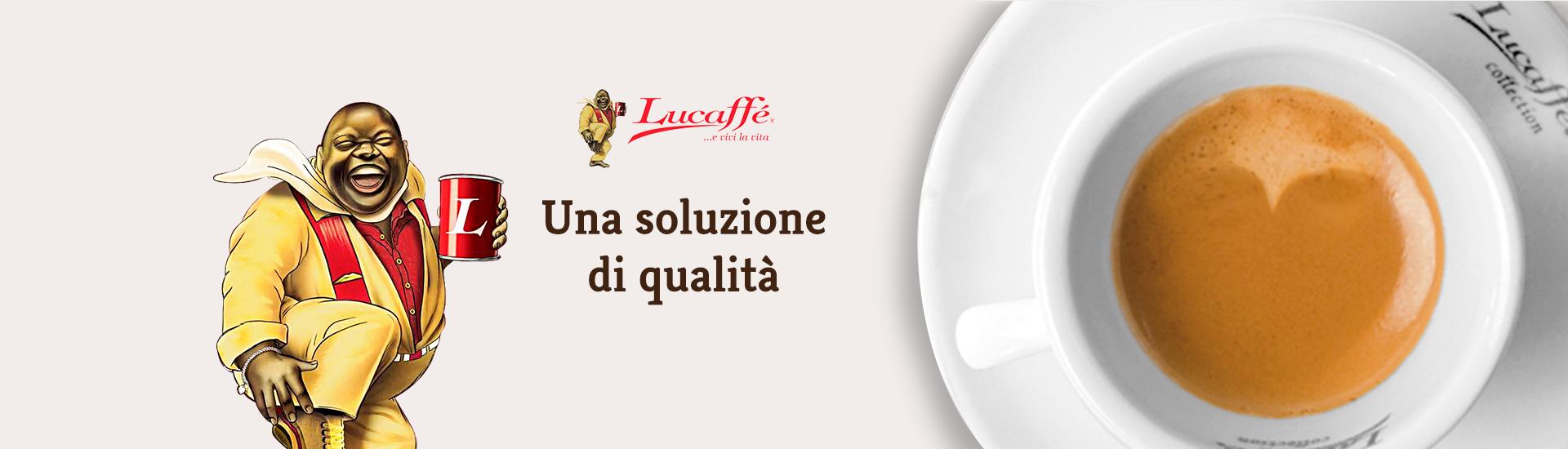 Lucaffè - Platinum Caffè